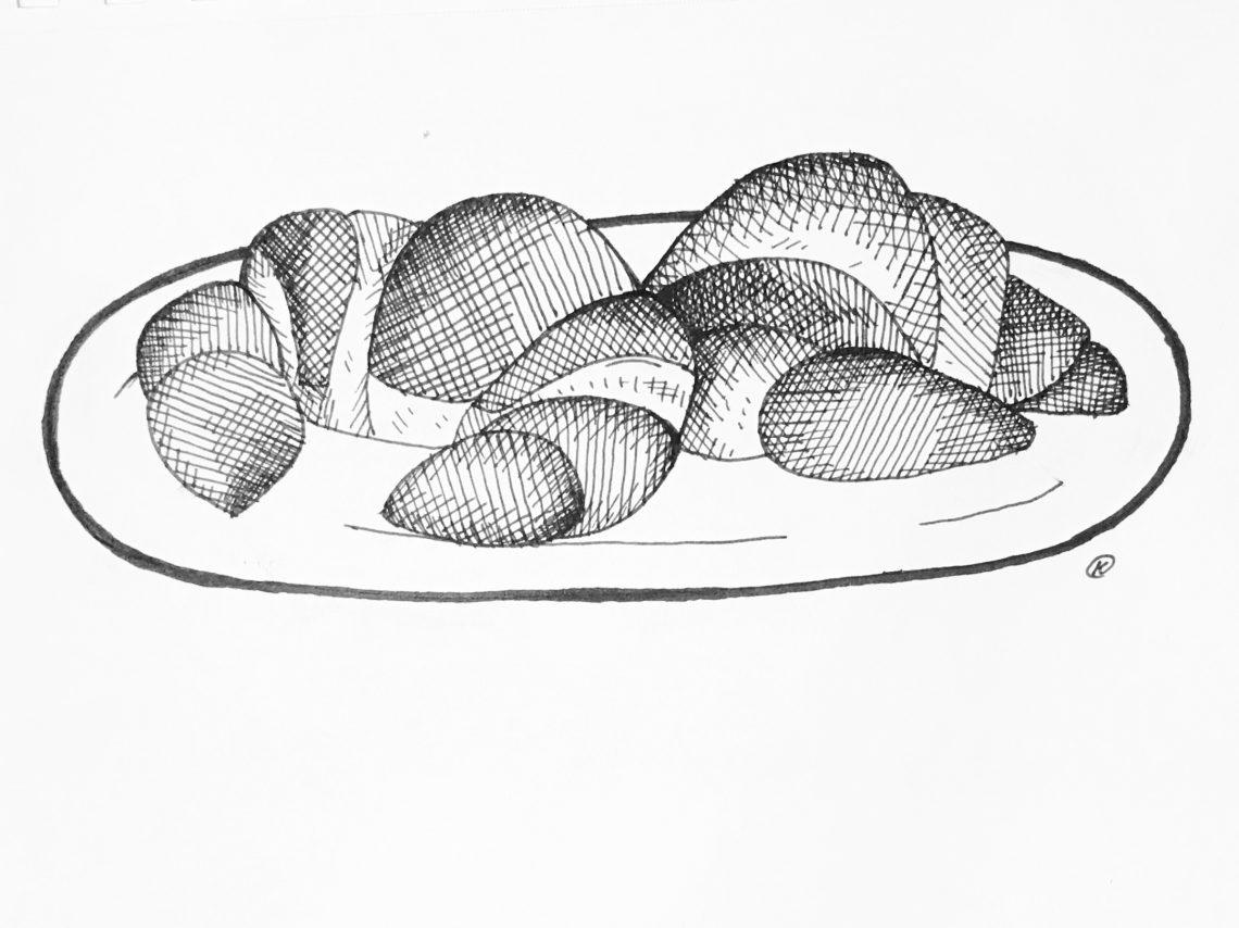 Dark Crusts by Kelly Minear